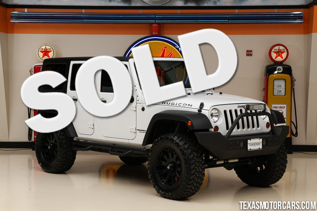 2013 Jeep Wrangler Unlimited Rubicon This clean Carfax 2013 Jeep Wrangler Unlimited Rubicon is in