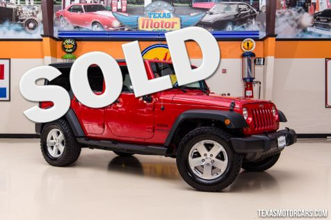 2013 Jeep Wrangler Unlimited Sport in Addison