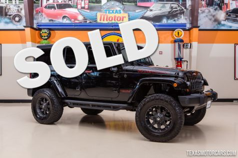 2013 Jeep Wrangler Unlimited Rubicon 4X4 in Addison
