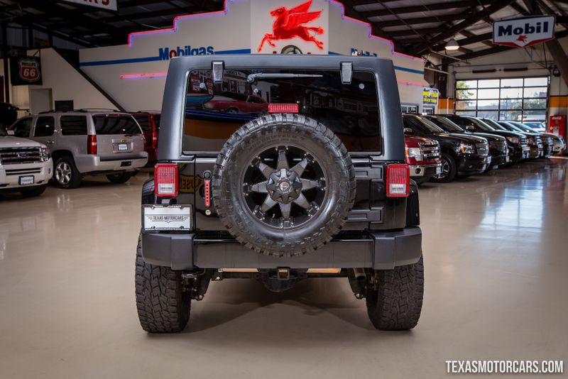 2013 Jeep Wrangler Unlimited Rubicon 4X4  in Addison, Texas