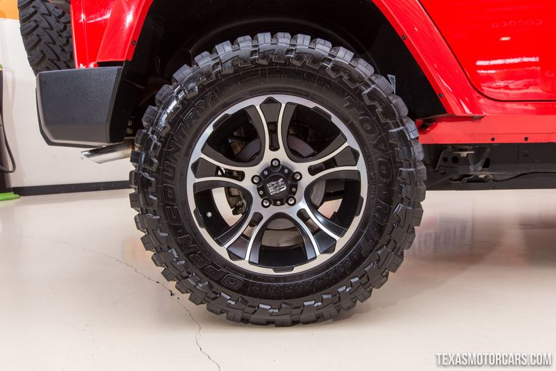 2013 Jeep Wrangler Unlimited Sahara 4X4  in Addison, Texas