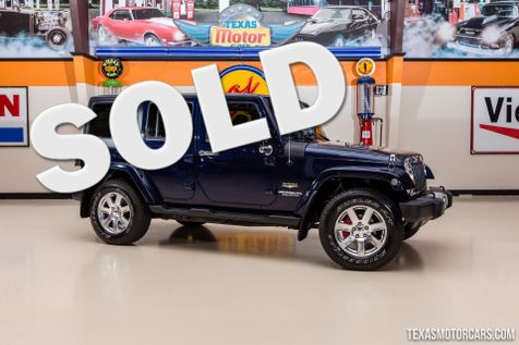 2013 Jeep Wrangler Unlimited Sahara 4X4 in Addison