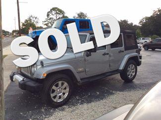 2013 Jeep Wrangler Unlimited Sahara Amelia Island, FL