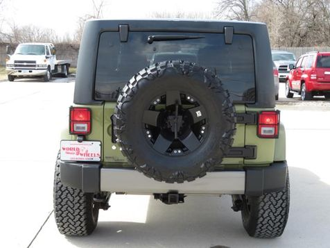 2013 Jeep Wrangler Unlimited Freedom Edition Lifted/Rockstars/FoxShocks in Ankeny, IA