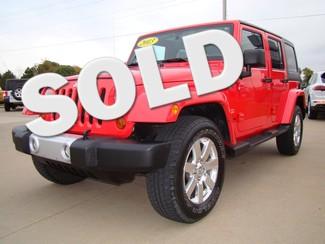 2013 Jeep Wrangler Unlimited Sahara Bettendorf, Iowa