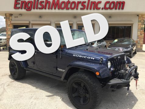 2013 Jeep Wrangler Unlimited Rubicon in Brownsville, TX