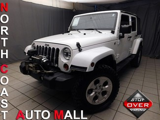 2013 Jeep Wrangler Unlimited in Cleveland, Ohio