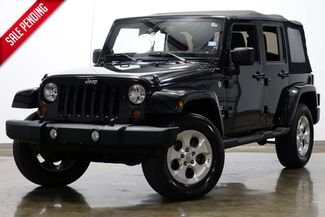 2013 Jeep Wrangler Unlimited Sahara | Dallas, Texas | Shawnee Motor Company in  Texas