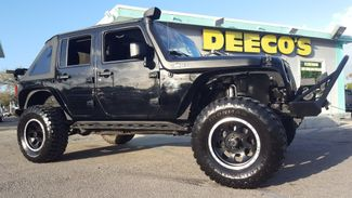 2013 Jeep Wrangler Unlimited Sport 4x4 Custom Fort Pierce, FL