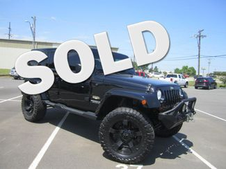 2013 Jeep Wrangler Unlimited in Fort Smith, AR