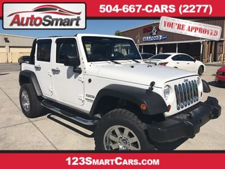 2013 Jeep Wrangler Unlimited Sport in Harvey, LA