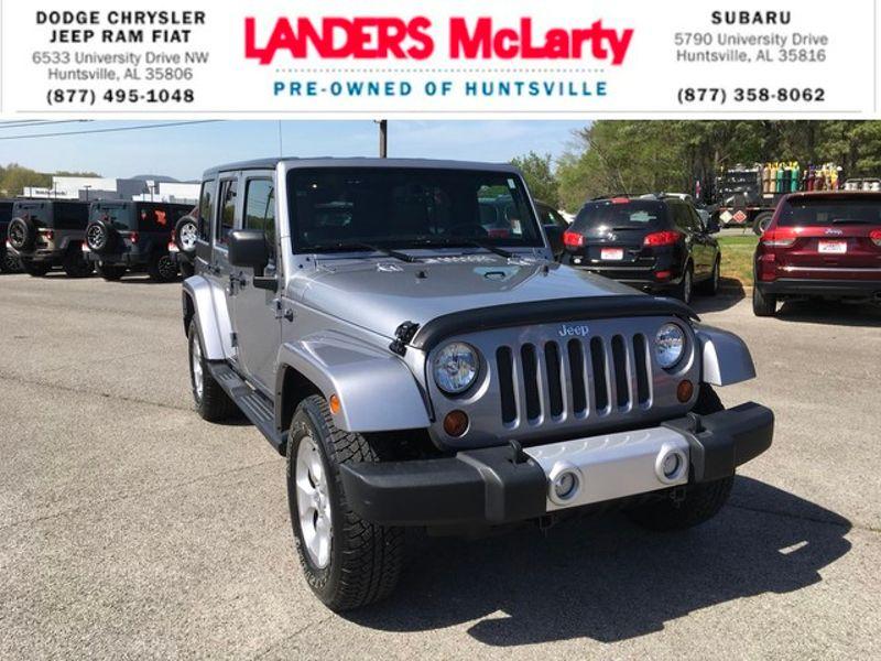 2013 Jeep Wrangler Unlimited Sahara | Huntsville, Alabama | Landers Mclarty DCJ & Subaru in Huntsville Alabama