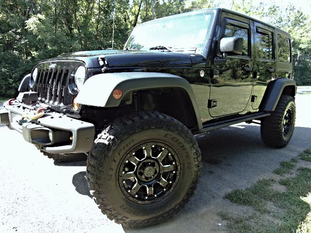 2013 Jeep Wrangler Unlimited Rubicon 10th Anniversary Leesburg, Virginia 1