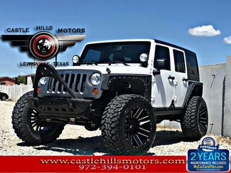 2013 Jeep Wrangler Unlimited in Lewisville Texas