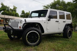 2013 Jeep Wrangler Unlimited in Lighthouse Point FL