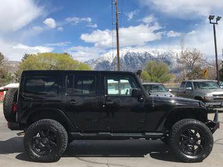 2013 Jeep Wrangler Unlimited Sahara LINDON, UT 8