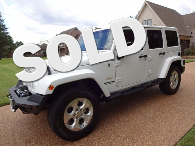 2013 Jeep Wrangler Unlimited Sahara | Marion, Arkansas | King Motor Company