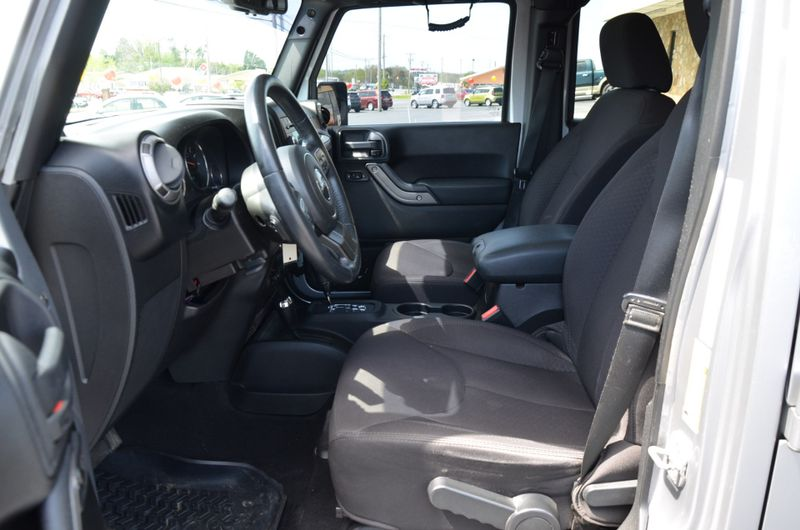 2013 Jeep Wrangler Unlimited Sport  in Maryville, TN