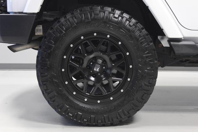 2013 Jeep Wrangler Unlimited Sahara Merrillville, Indiana 44