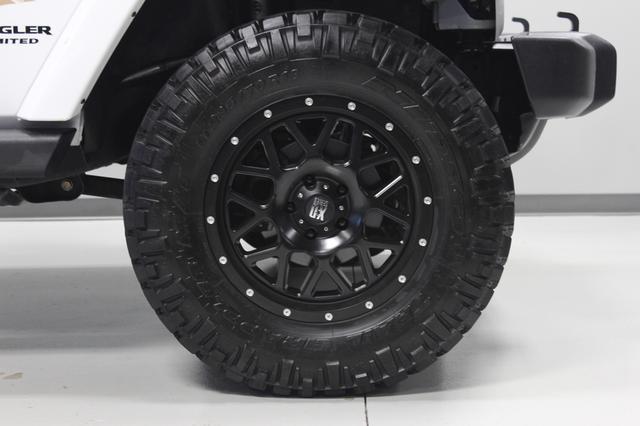 2013 Jeep Wrangler Unlimited Sahara Merrillville, Indiana 45