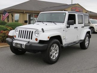 2013 Jeep Wrangler Unlimited in Mooresville NC