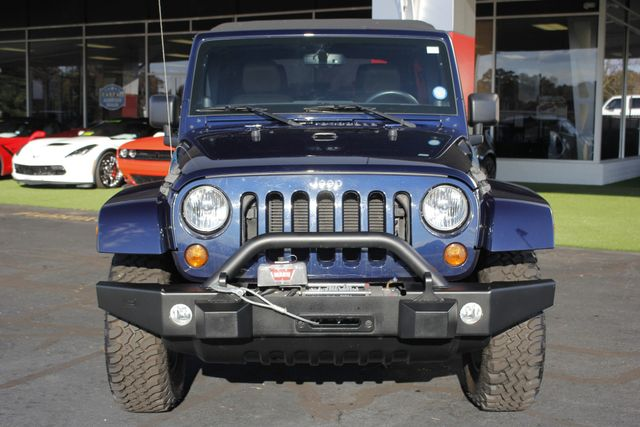 2013 Jeep Wrangler Unlimited Rubicon 4X4 - NAVIGATION - HEATED LEATHER - WINCH! Mooresville , NC 17
