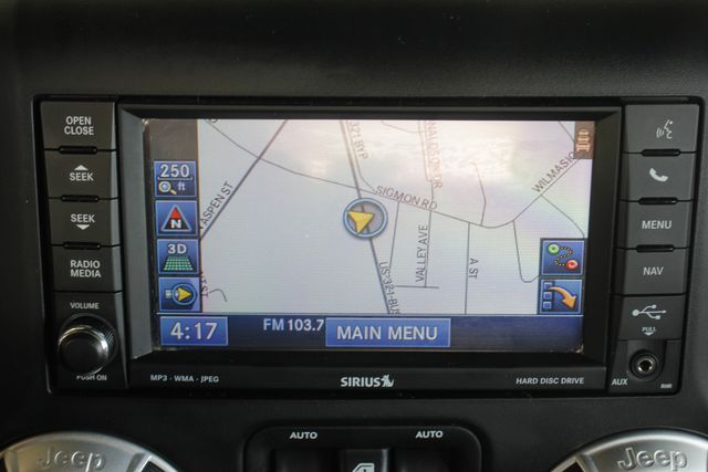 2013 Jeep Wrangler Unlimited Rubicon 4X4 - NAVIGATION - HEATED LEATHER - WINCH! Mooresville , NC 4
