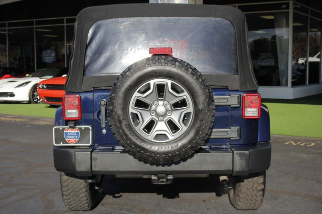2013 Jeep Wrangler Unlimited Rubicon 4X4 - NAVIGATION - HEATED LEATHER - WINCH! Mooresville , NC 18