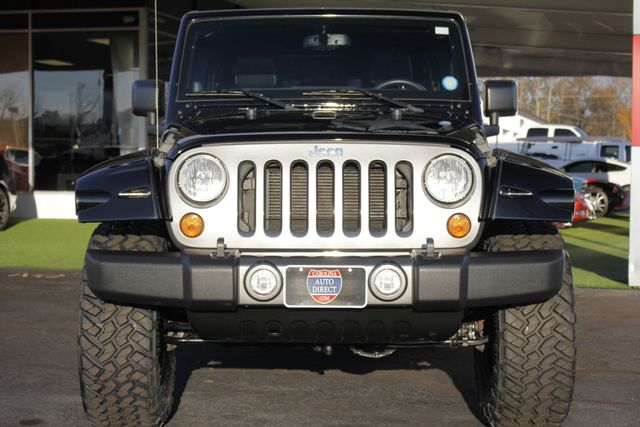 2013 Jeep Wrangler Unlimited Freedom Edition 4X4 - RARE OSCAR MIKE! Mooresville , NC 17