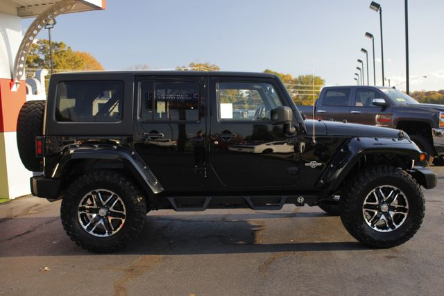 2013 Jeep Wrangler Unlimited Freedom Edition 4X4 - RARE OSCAR MIKE! Mooresville , NC 15