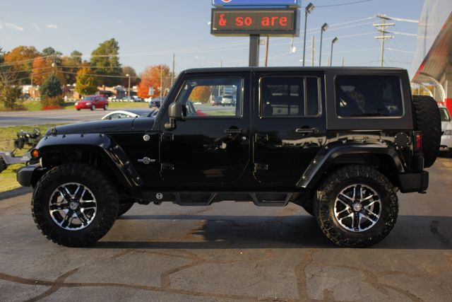 2013 Jeep Wrangler Unlimited Freedom Edition 4X4 - RARE OSCAR MIKE! Mooresville , NC 16
