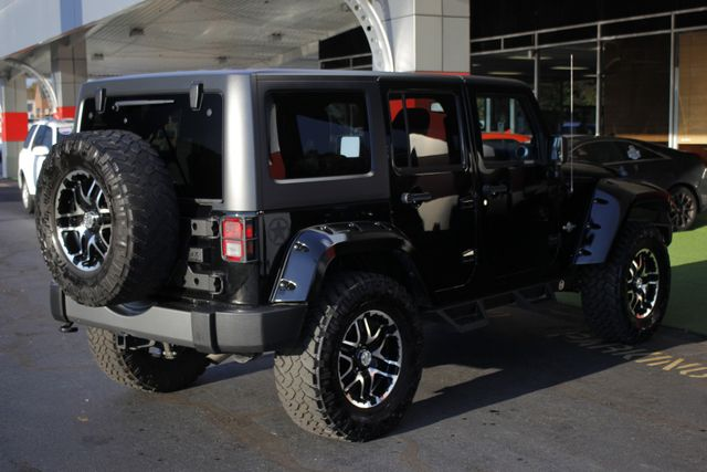 2013 Jeep Wrangler Unlimited Freedom Edition 4X4 - RARE OSCAR MIKE! Mooresville , NC 23