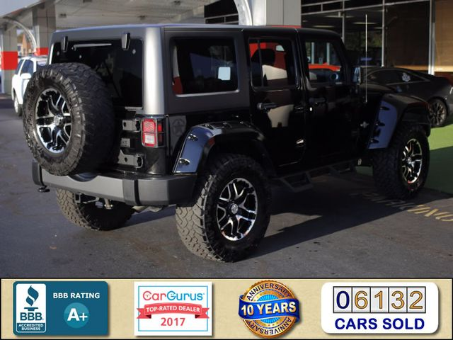 2013 Jeep Wrangler Unlimited Freedom Edition 4X4 - RARE OSCAR MIKE! Mooresville , NC 2