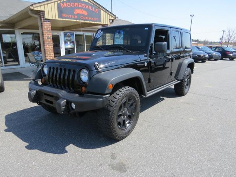 2013 Jeep Wrangler Unlimited Moab | Mooresville, NC | Mooresville Motor Company in Mooresville NC