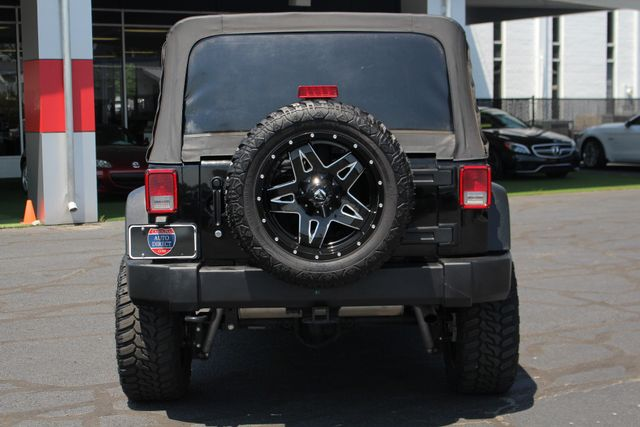 2013 Jeep Wrangler Unlimited Sport 4X4 - LIFTED - EXTRA$ - BLUETOOTH! Mooresville , NC 16