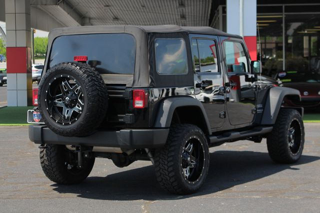 2013 Jeep Wrangler Unlimited Sport 4X4 - LIFTED - EXTRA$ - BLUETOOTH! Mooresville , NC 22