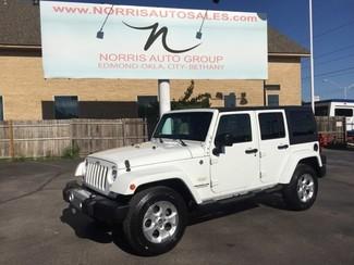 2013 Jeep Wrangler Unlimited Sahara in Oklahoma City OK