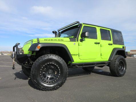 2013 Jeep Wrangler Unlimited Rubicon in , Colorado