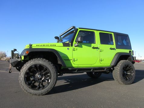 2013 Jeep Wrangler Unlimited Rubicon in , Colorado