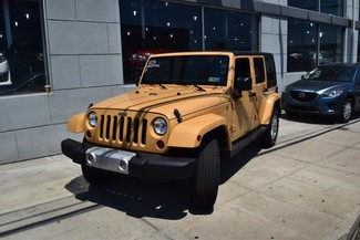 2013 Jeep Wrangler Unlimited Sahara Richmond Hill, New York