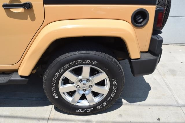 2013 Jeep Wrangler Unlimited Sahara Richmond Hill, New York 13