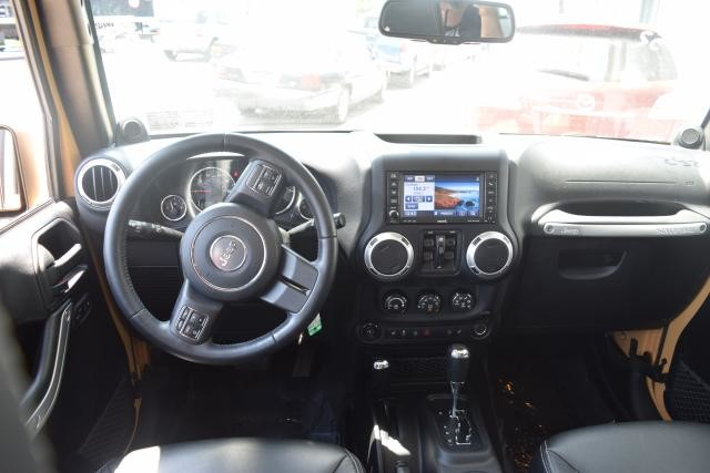 2013 Jeep Wrangler Unlimited Sahara Richmond Hill, New York 5