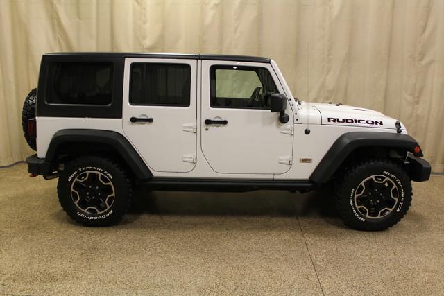 2013 Jeep Wrangler Unlimited Rubicon 10th Anniversary Roscoe, Illinois 1