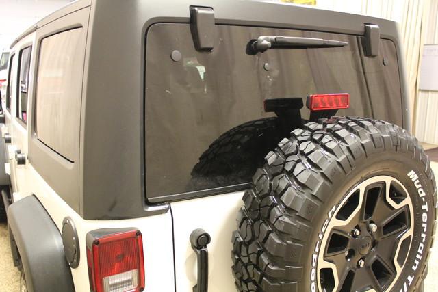 2013 Jeep Wrangler Unlimited Rubicon 10th Anniversary Roscoe, Illinois 4