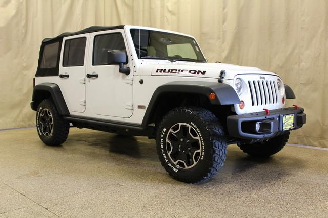 2013 Jeep Wrangler Unlimited Rubicon 10th Anniversary Roscoe, Illinois 9