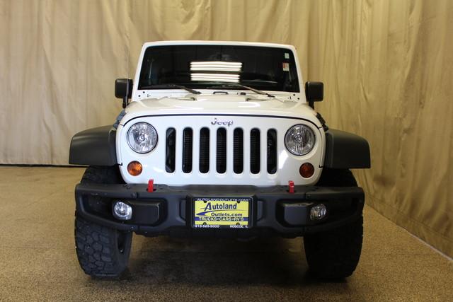 2013 Jeep Wrangler Unlimited Rubicon 10th Anniversary Roscoe, Illinois 10
