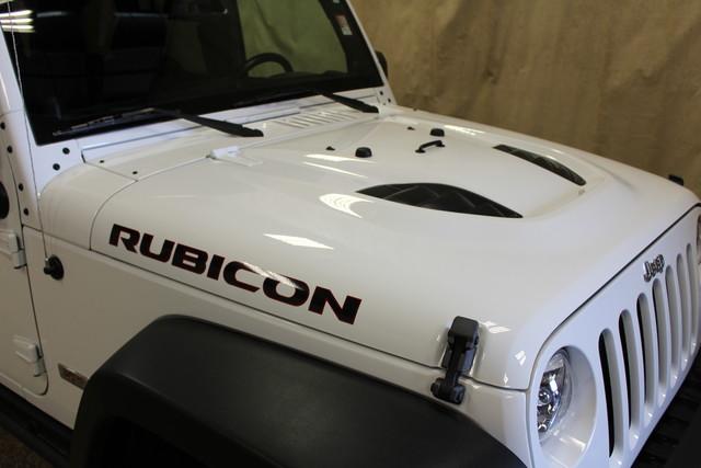 2013 Jeep Wrangler Unlimited Rubicon 10th Anniversary Roscoe, Illinois 11