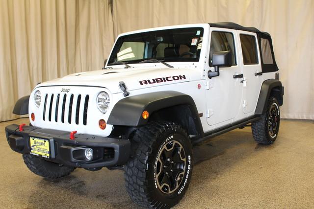 2013 Jeep Wrangler Unlimited Rubicon 10th Anniversary Roscoe, Illinois 2