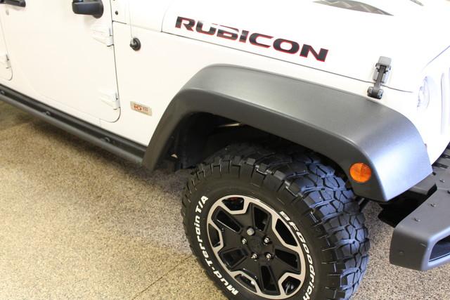 2013 Jeep Wrangler Unlimited Rubicon 10th Anniversary Roscoe, Illinois 12