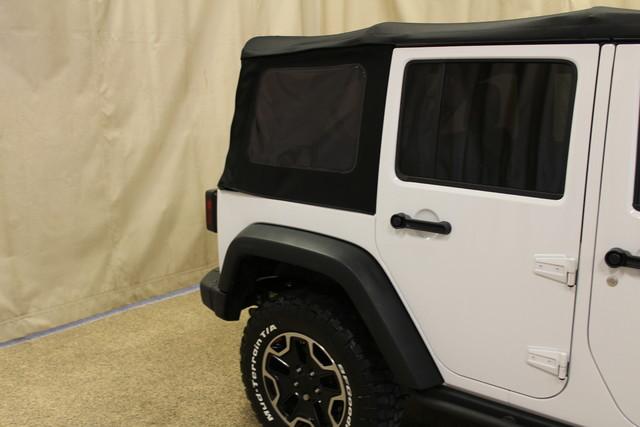 2013 Jeep Wrangler Unlimited Rubicon 10th Anniversary Roscoe, Illinois 14